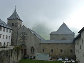 Photo: brume ..à Roncevaux et aussi en montagne...