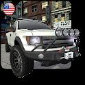 Car Parking 3D Pick-Up icon