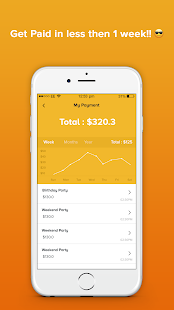Tuurnt: Find Party Nearby, Throw Party & Earn Cash - náhled