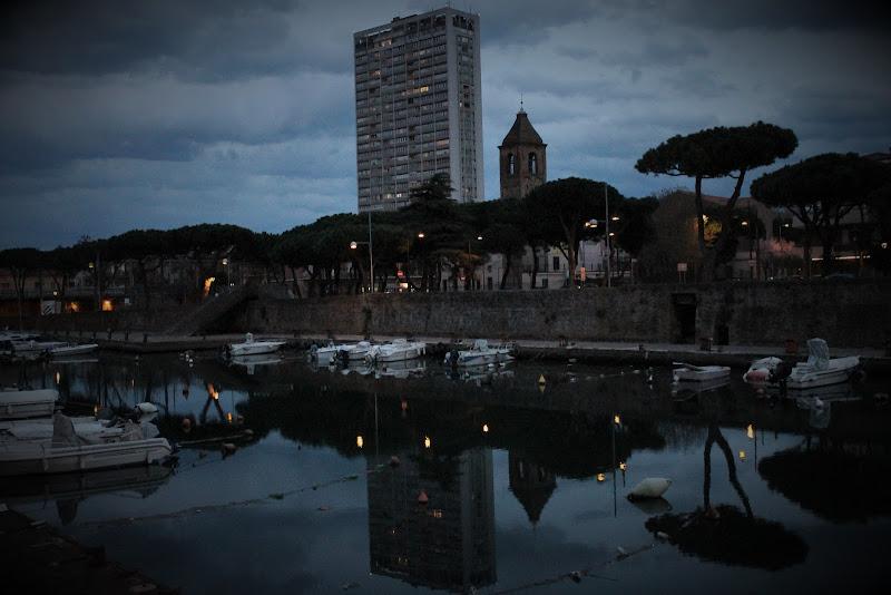 Contrasti a Rimini di Flo-