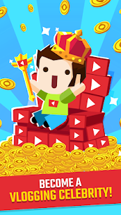 Vlogger Go Viral – Tuber Game Apk MOD (Unlimited Gems) 2