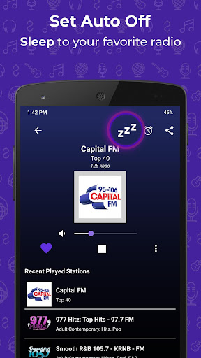 Radio FM screenshot 7