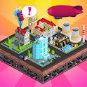 Skyward city: Urban tycoon icon