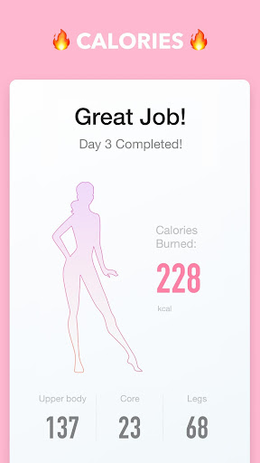 30 Day Workout: Fast Home Weight Loss & Diet Plans 1.1.43 screenshots 3