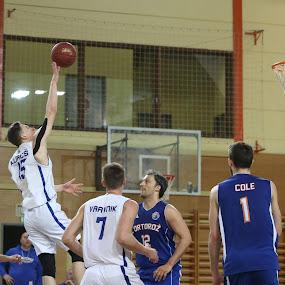 by Igmar Kranjski - Sports & Fitness Basketball