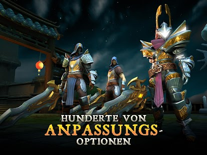 Dungeon Hunter 5 – Action RPG Screenshot
