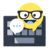 Chatty GIF+Emoji Keyboard