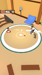Dodgeball.io Screenshot