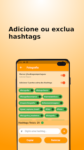 hashtags in portuguese screenshot 3
