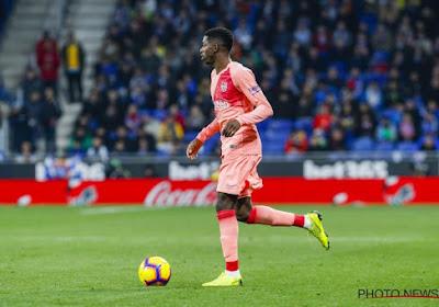 Ousmane Dembélé continue d'agacer au FC Barcelone