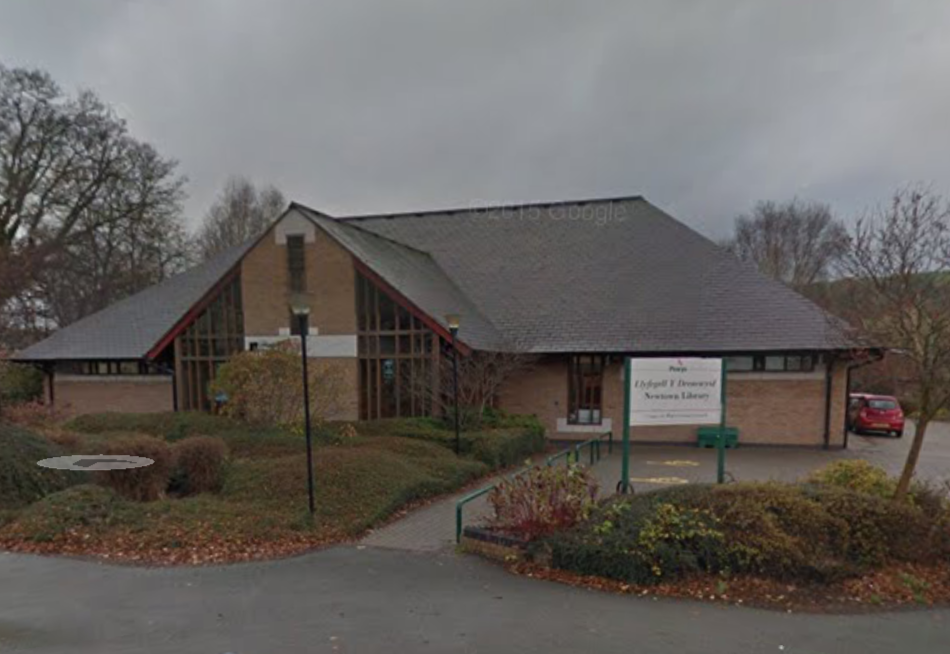 Young people to be asked about Newtown Library services