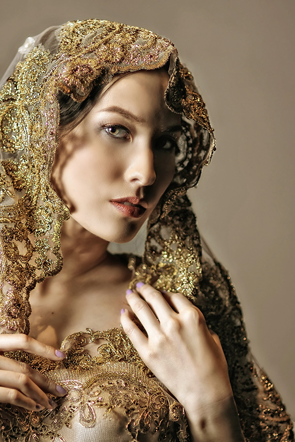 Natacha (2) by Lucky E. Santoso - People Portraits of Women