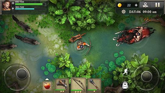 Survival Ark : Zombie Plague Island 2