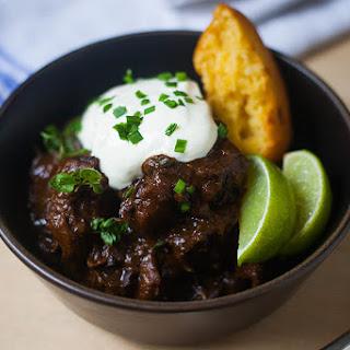 Beef Short Rib Chili Recipes