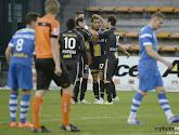 PO2 : Mouscron-Péruwelz retombe les pieds sur terre face à Lokeren (1-5)