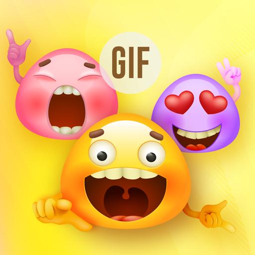 Aplikasi Stiker Wa Bergerak Gif Cinta Emoji Lucu Aplikasi Di Google Play
