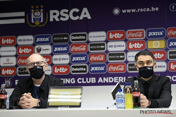 Super League : Anderlecht sans difficulté au White Star, Charleroi défait à Gand