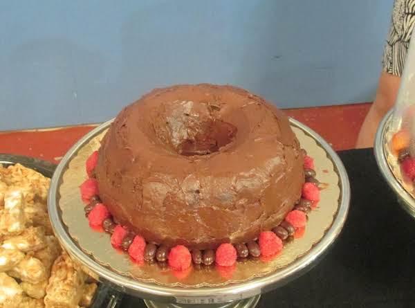 Sugar Free Sour Cream Chocolate Bundt Cake Recipe Just A Pinch