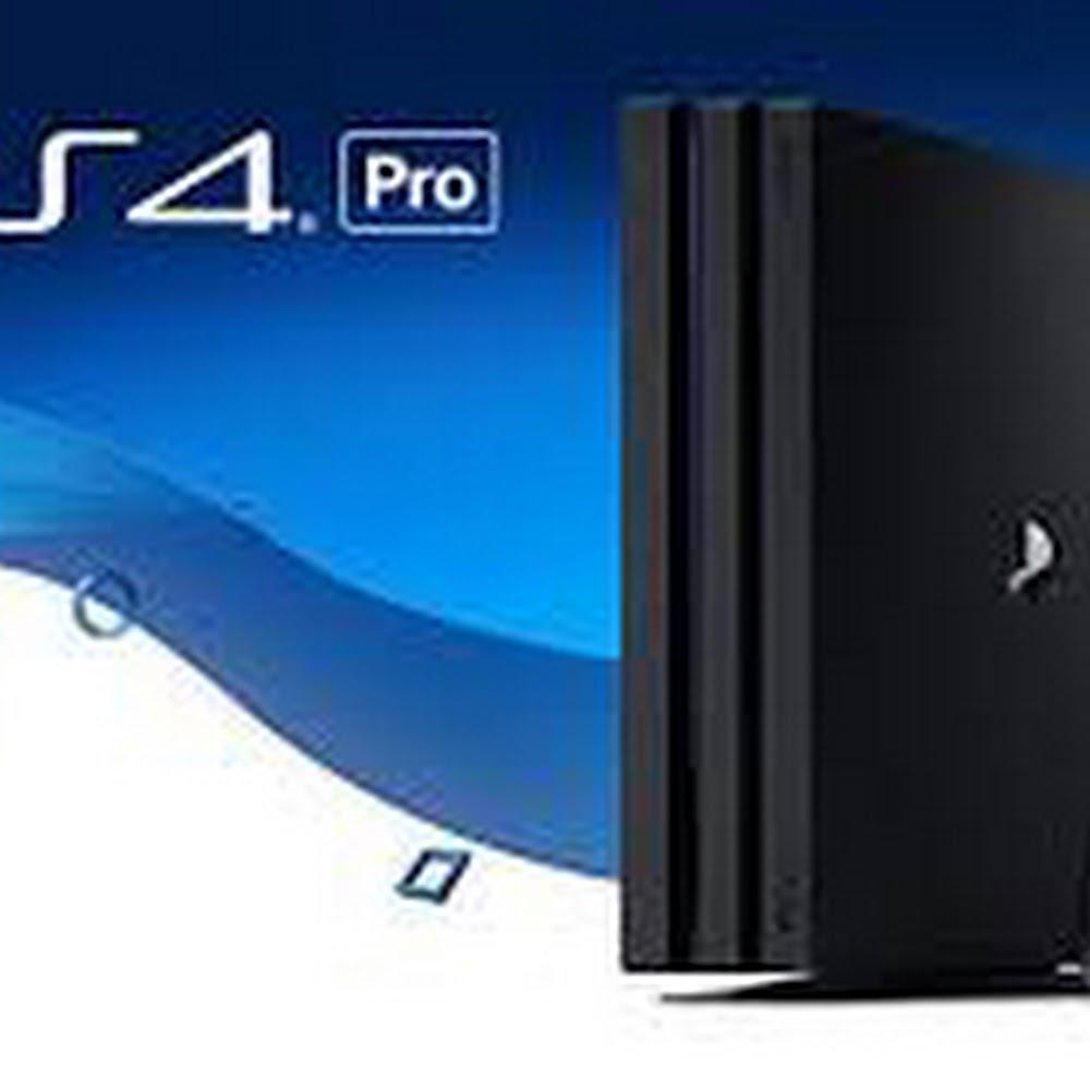 SONY PlayStation 4 Pro 1TB ( Jet Black )