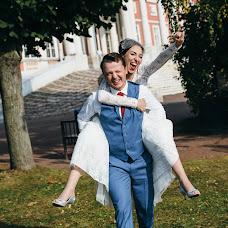 Wedding photographer Anna Sushkova (anich). Photo of 09.10.2018