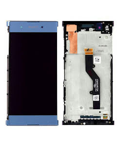 Xperia XA1 Plus Display Original Blue
