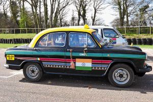The Ambassador is popular with tourists and taxi drivers.   Picture: NEWSPRESS UK
