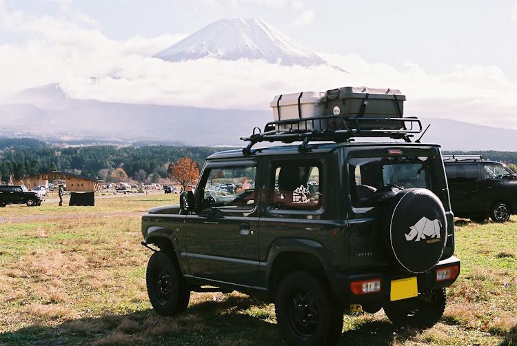 ジムニー JB64Wの愛車紹介,ドライブ,キャンプ,富士山に関するカスタム&メンテナンスの投稿画像1枚目