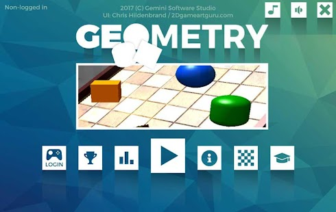 Geometry 3D Tap Dash Smash- screenshot thumbnail