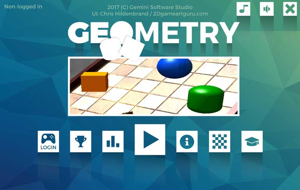 Geometry 3D Tap Dash Smash- screenshot
