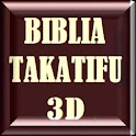 Swahili Bible  3D icon