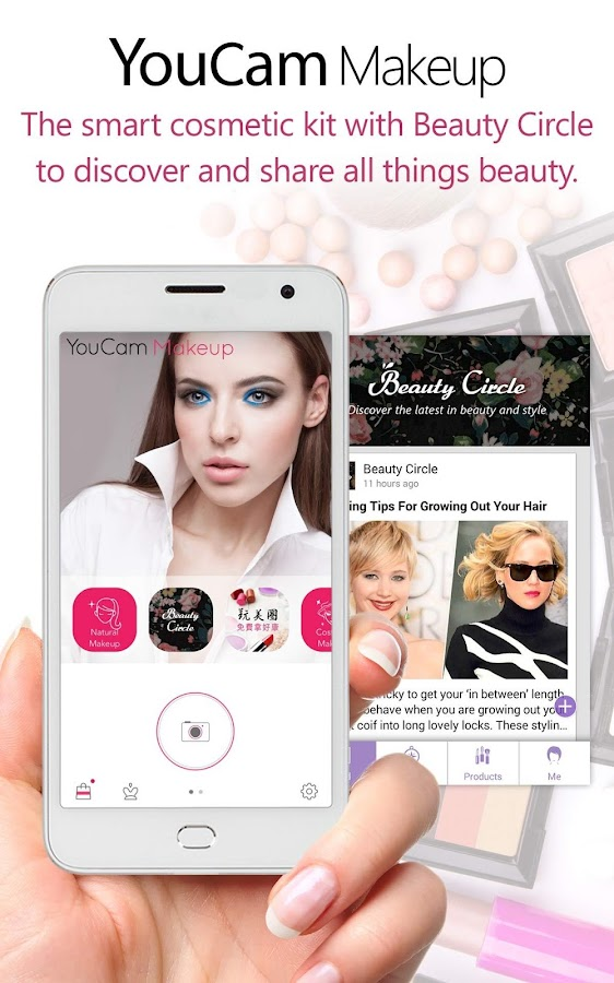 YouCam Makeup- Makeover Studio- screenshot
