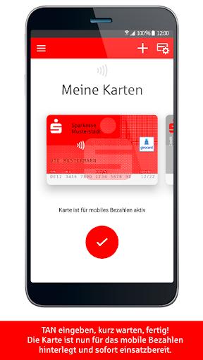 Sparkasse Karte.Mobiles Bezahlen Ihre Digitale Geldborse Apps On Google Play