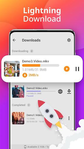 Downloader - Free Video Downloader App screenshot 3