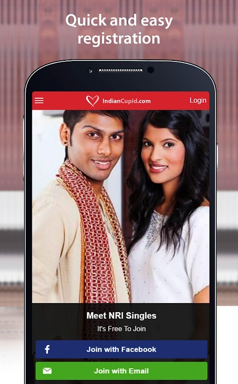 Indian dating apps för Android