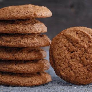 Chai Tea Brownie Cookies.