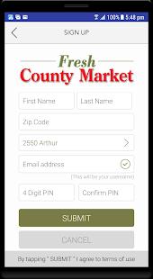 Fresh County Market - náhled