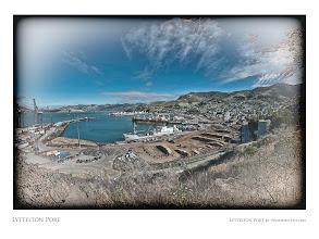 Photo: Lyttelton Port