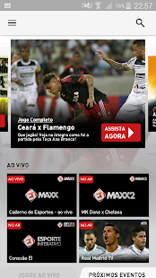 Esporte Interativo Plus - Liga- screenshot thumbnail