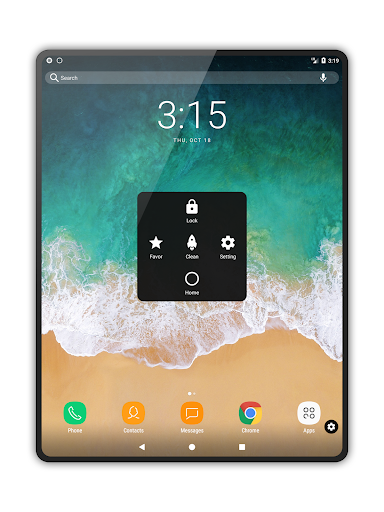 Assistive Touch for Android 3.1.36 screenshots 8