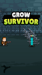 Grow Survivor - Dead Survival- screenshot thumbnail