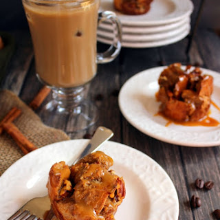 Caramel Macchiato French Toast Cups