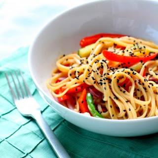 Quick & Easy Noodle Stir-Fry