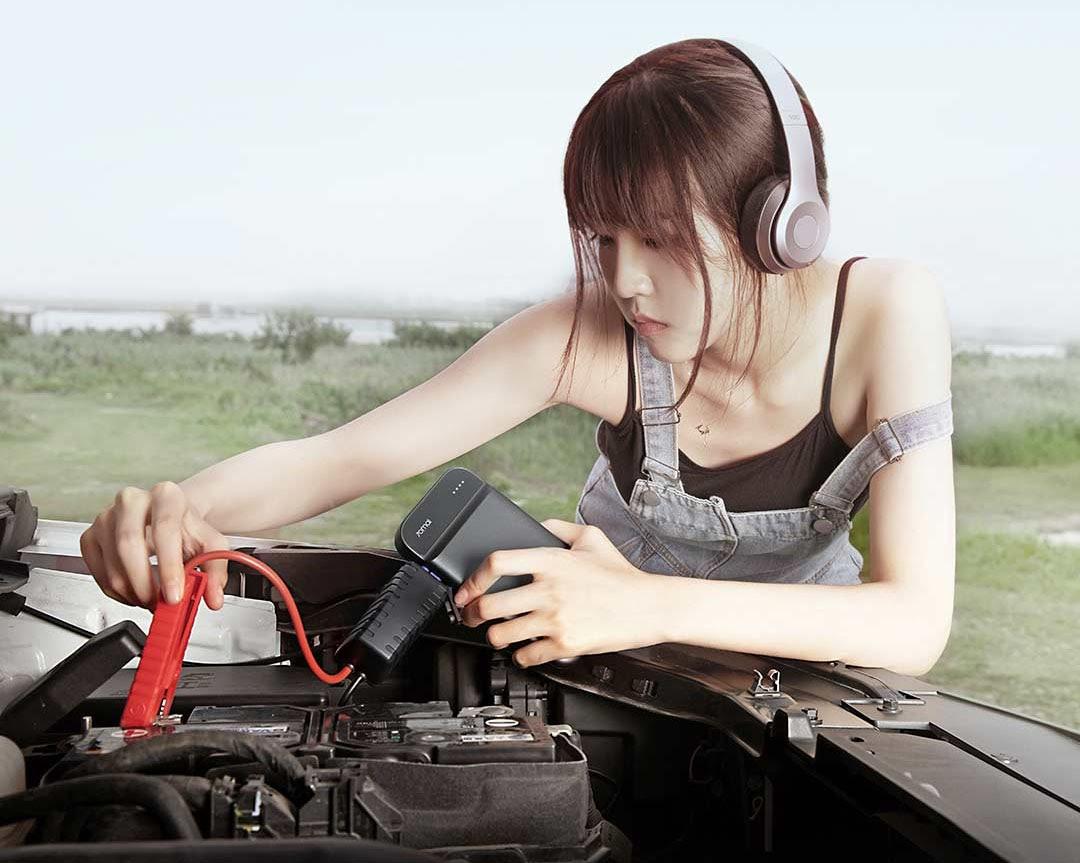 Bộ kích điện xe ô tô khẩn cấp 70MAI Midrive PS01