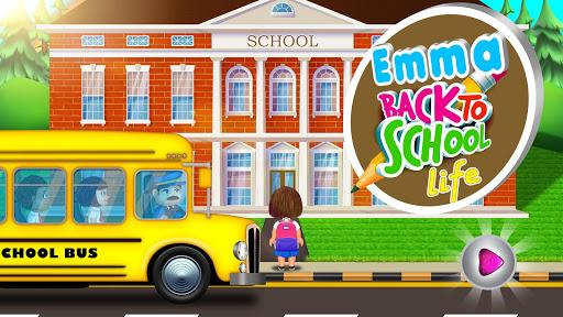 Emma Back To School Life: Classroom Play Games Apk 1
