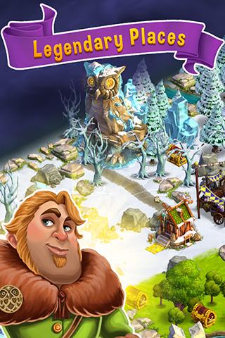 CastleVille Legends screenshot 6