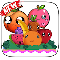 How To Draw Cute Fruits icon