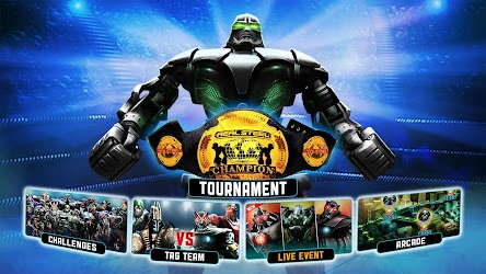 Real Steel v1.39.1 APK 5