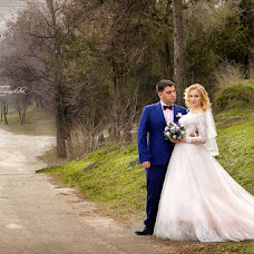 Wedding photographer Anna Pustynnikova (APustynnikova). Photo of 04.06.2017