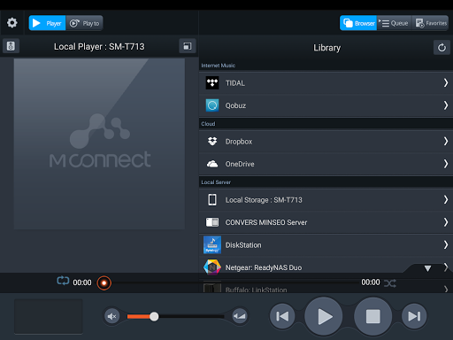 mconnect player HD v2.3.1 [Paid]