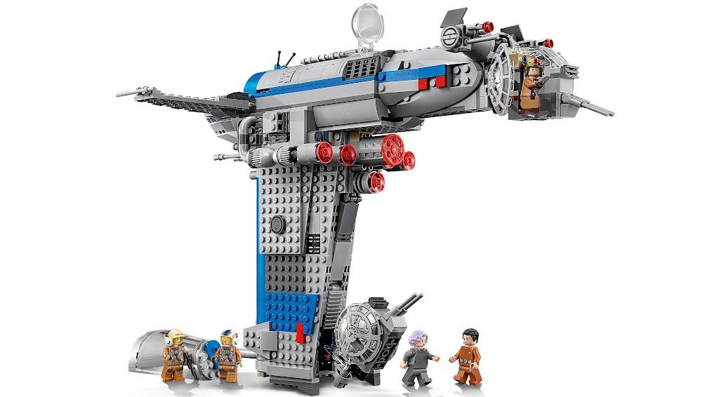 Contenido de Lego® 75188 Bombardero de la Resistencia